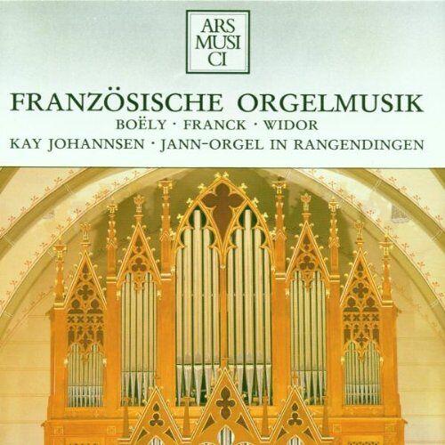 Kay Johannsen - Französische Orgelmusik (Die Jann-Orgel in Rangendingen) - Preis vom 31.03.2020 04:56:10 h