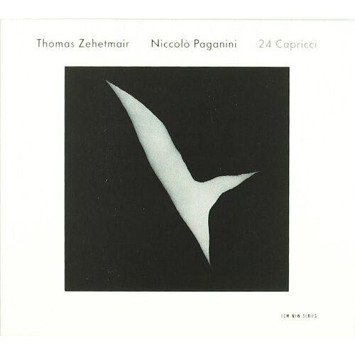 Thomas Zehetmair - 24 Capricen für Violine Op.1 - Preis vom 16.04.2021 04:54:32 h
