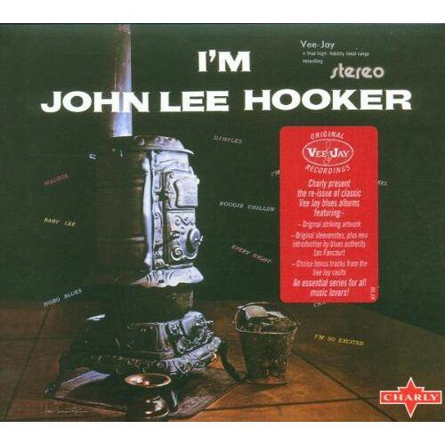 John Lee Hooker - I'M John Lee Hooker - Preis vom 18.10.2020 04:52:00 h