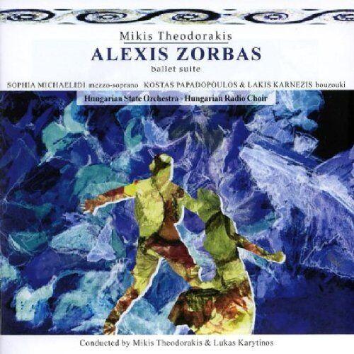 Theodorakis - Alexis Zorbas (Ballet Suite) - Preis vom 20.10.2020 04:55:35 h