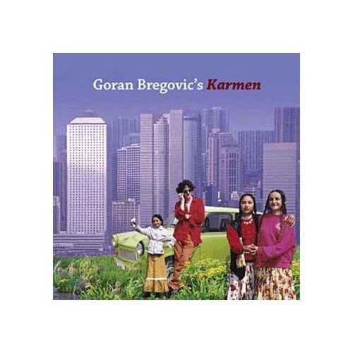 Goran Bregovic - Goran Bregovic's Karmen - Preis vom 17.10.2020 04:55:46 h