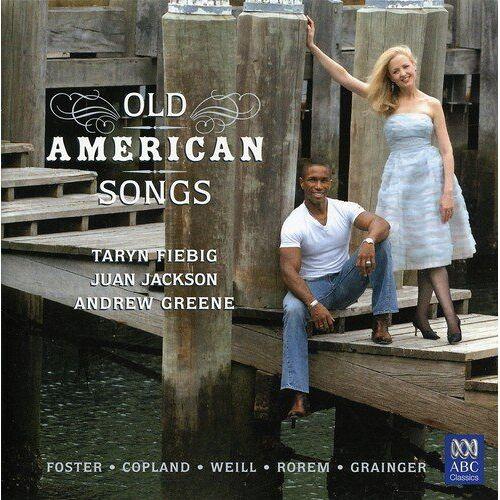 Taryn Fiebig - Old American Songs - Preis vom 23.01.2021 06:00:26 h