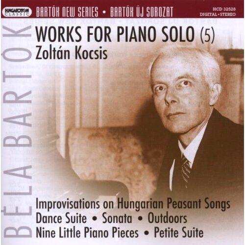 Zoltan Kocsis - Werke Fr Klavier Solo Vol.5 - Preis vom 25.05.2020 05:02:06 h