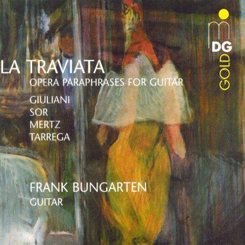 Frank Bungarten - La Traviata (Opernparaphrasen für Gitarre) - Preis vom 11.05.2021 04:49:30 h