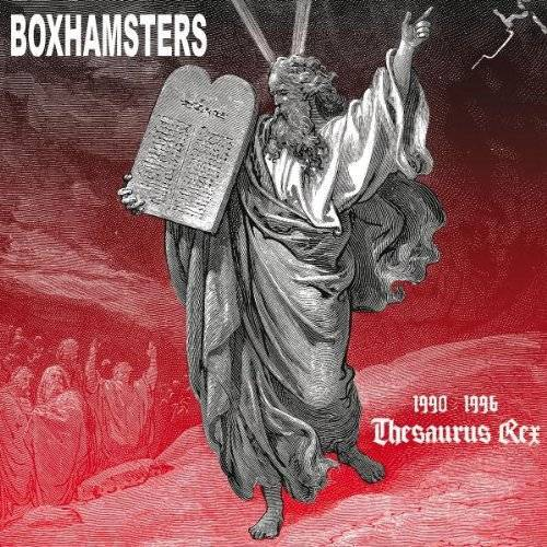 Boxhamsters - Thesaurus Rex - Preis vom 06.09.2020 04:54:28 h