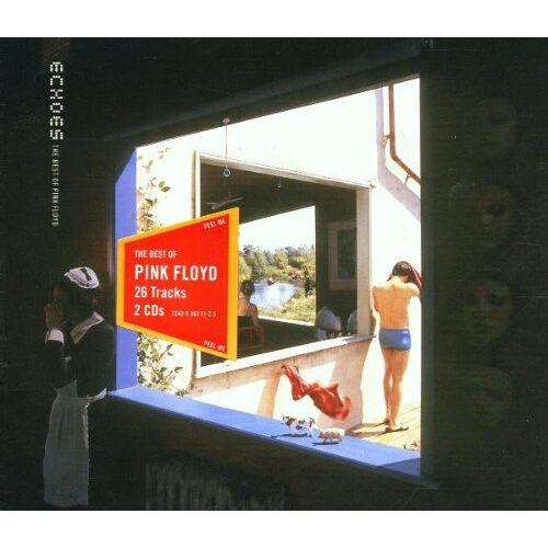 Pink Floyd - Echoes - The Best Of Pink Floyd - Preis vom 22.02.2021 05:57:04 h