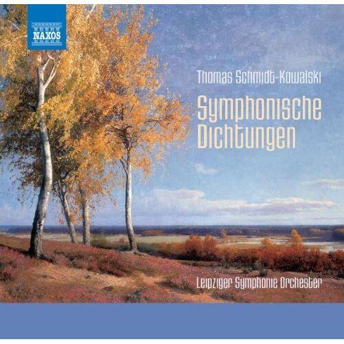 Thomas Schmidt-Kowalski - Symphonische Dichtungen - Preis vom 20.10.2020 04:55:35 h