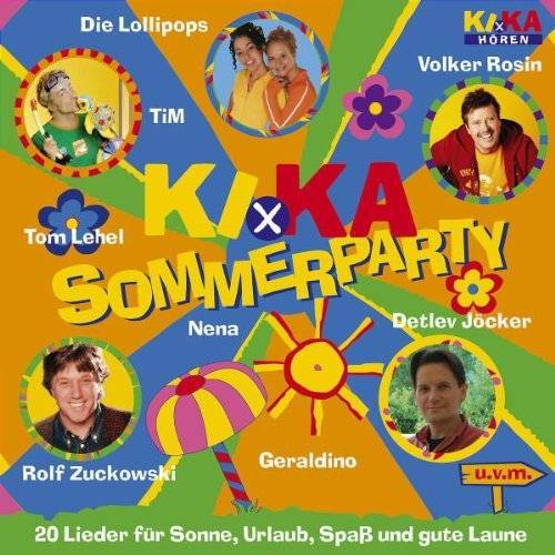 Various - Ki.Ka Sommerparty - Preis vom 27.01.2020 06:03:55 h