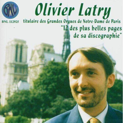 Organist Olivier Latry - Portrait Olivier Latry - Preis vom 27.02.2021 06:04:24 h