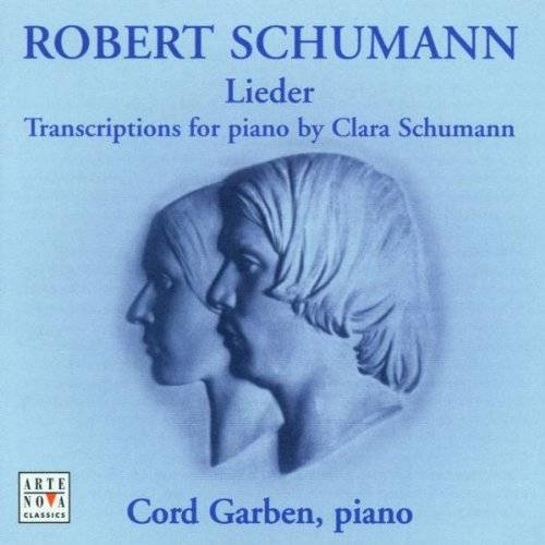 Cord Garben - Robert Schumann: Songs for Piano - Preis vom 20.10.2020 04:55:35 h