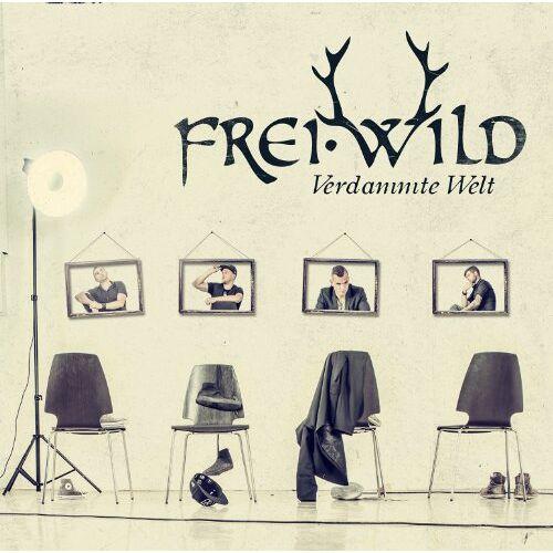 Frei.Wild - Verdammte Welt - Preis vom 25.02.2021 06:08:03 h