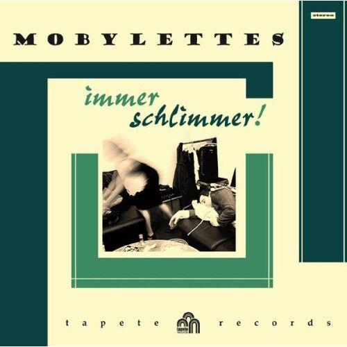 Mobylettes - Immer Schlimmer - Preis vom 16.04.2021 04:54:32 h