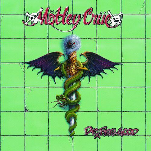 Mötley Crüe - Dr.Feelgood [Vinyl LP] - Preis vom 24.02.2021 06:00:20 h