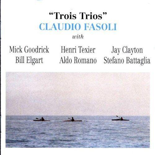 Claudio Fasoli - Trois Trios - Preis vom 10.05.2021 04:48:42 h