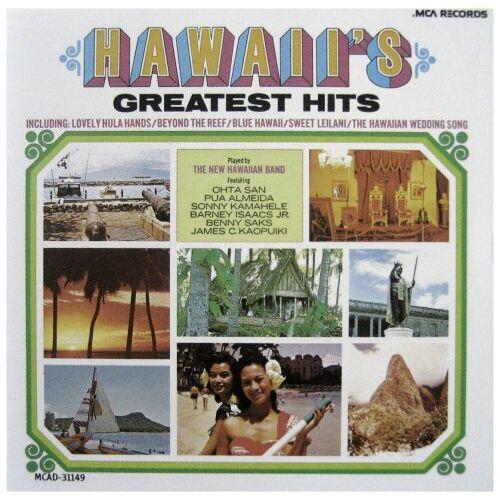 New Hawaiian Band - Hawaii's Greatest No. 1 - Preis vom 09.12.2019 05:59:58 h