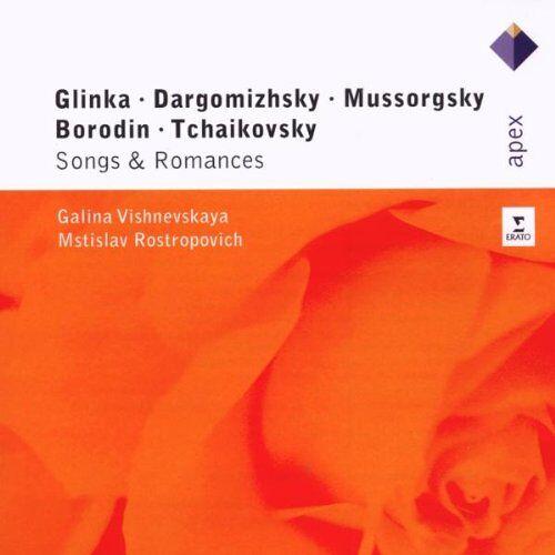 Galina Vishnevskaya - Russian Melodies & Romances - Preis vom 14.01.2021 05:56:14 h
