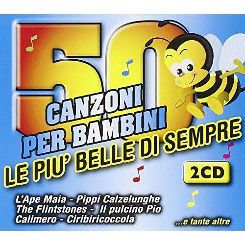 Vari-50 Canzoni Le Piu Belle Di Sempre (Ape Maya) - 50 Canzoni Le Piu Belle Di Sempre (Ape Maya) - Preis vom 27.02.2021 06:04:24 h
