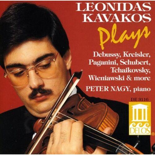 Leonidas Kavakos - Leonidas Kavakos/Violine - Preis vom 20.01.2021 06:06:08 h