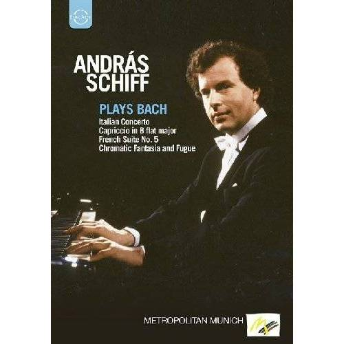 Andras Schiff - Andras Schiff spielt Bach - Preis vom 23.02.2021 06:05:19 h