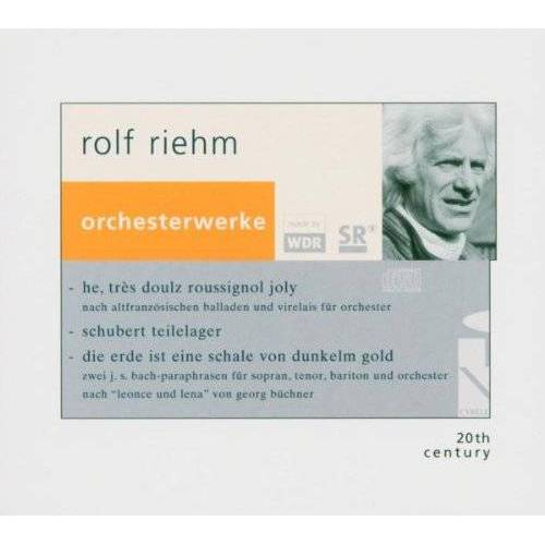 Rso Saarbruecken - Orchesterwerke - Preis vom 06.08.2020 04:52:29 h
