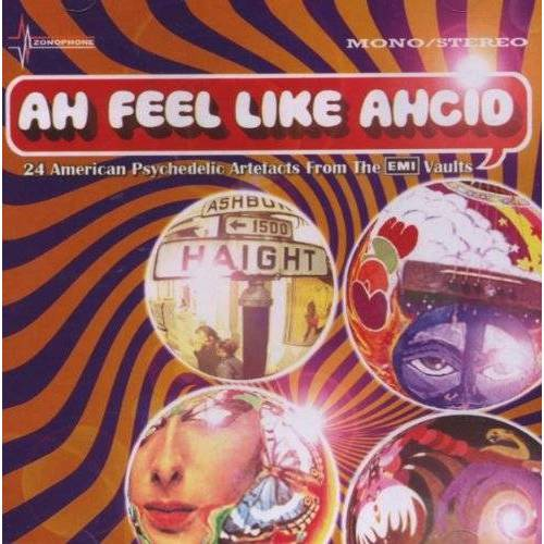 Various - Ah Feel Like Ahcid! - 24 American Psychedelic Artyfacts from the EMI Vaults - Preis vom 20.10.2020 04:55:35 h