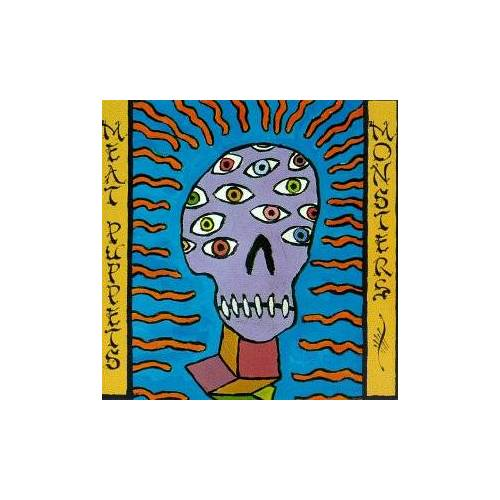 Meat Puppets - Monsters - Preis vom 20.10.2020 04:55:35 h