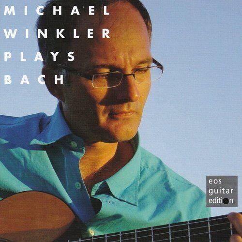 Michael Winkler - Michael Winkler plays Bach - Preis vom 02.12.2020 06:00:01 h