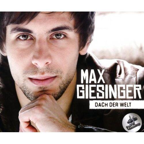 Max Giesinger - Dach der Welt - Preis vom 03.12.2020 05:57:36 h