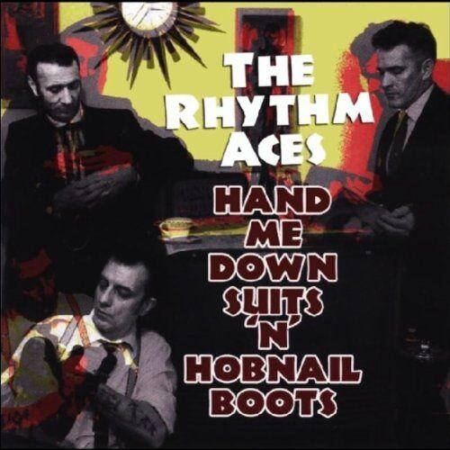 Rhythm Aces - Hand Me Down Suits'n'hobnail B - Preis vom 21.01.2021 06:07:38 h