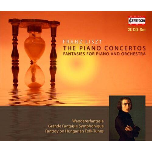 Jando - Liszt:the Piano Concertos - Preis vom 17.04.2021 04:51:59 h