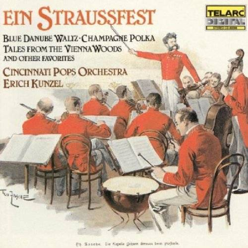 Erich Kunzel - Ein Straussfest - Preis vom 13.05.2021 04:51:36 h