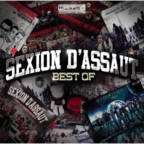 Sexion d'Assaut - Best of - Preis vom 15.01.2021 06:07:28 h