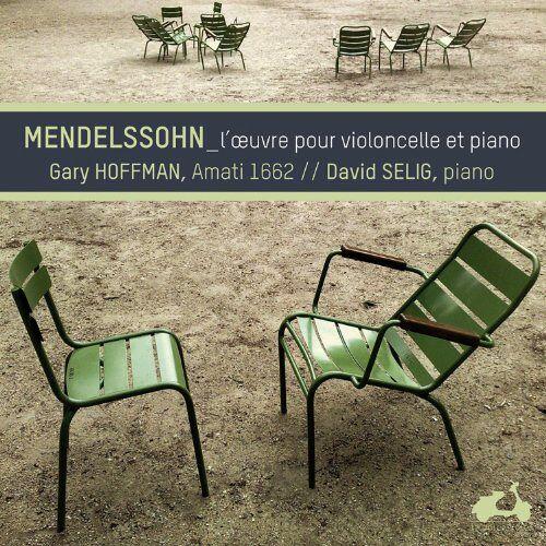 Gary Hoffman - Werke für Cello & Klavier - Preis vom 20.10.2020 04:55:35 h