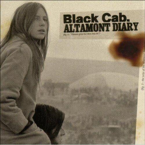 Black Cab - Altamont Diary - Preis vom 25.02.2021 06:08:03 h