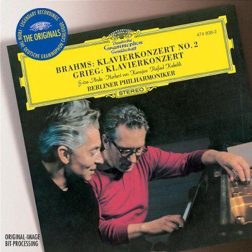 Anda - Klavierkonzert 2/Klavierkonzert a-Moll - Preis vom 20.10.2020 04:55:35 h
