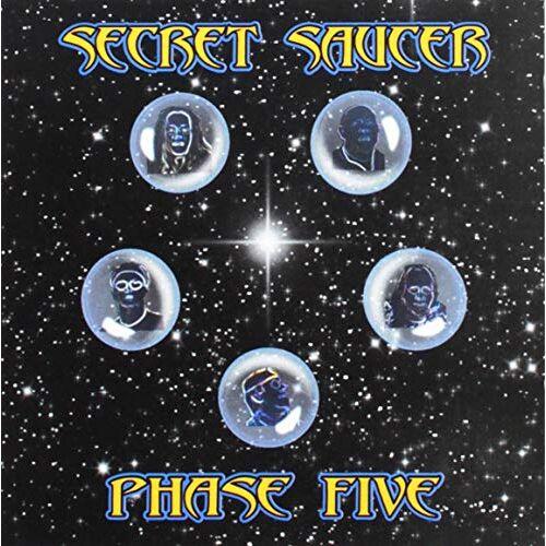 Secret Saucer - Phase Five - Preis vom 19.10.2020 04:51:53 h