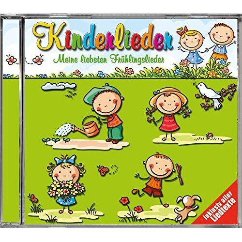 Various - Kinderlieder-Meine Liebsten Frühlingslieder - Preis vom 26.02.2021 06:01:53 h