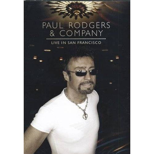 Paul Rodgers - Paul Rodgers & Company - Live in San Francisco - Preis vom 11.05.2021 04:49:30 h