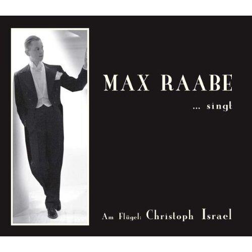 Max Raabe - Max Raabe Singt - Preis vom 11.05.2021 04:49:30 h