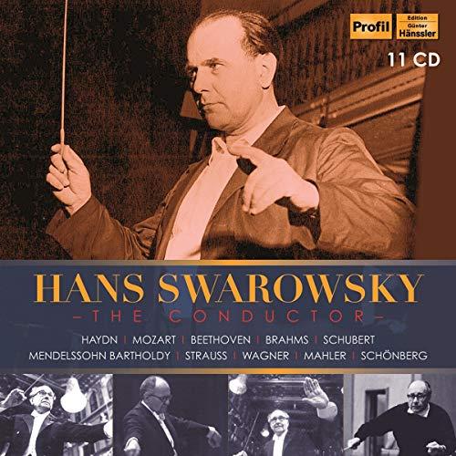 Hans Swarowsky - Hans Swarowsky-the Conductor - Preis vom 20.10.2020 04:55:35 h
