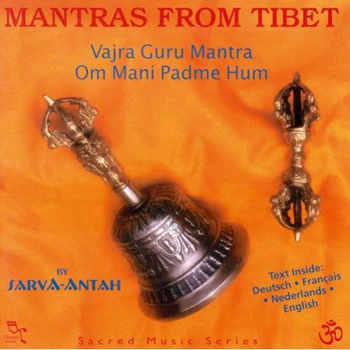 Various - Mantras from Tibet - Preis vom 25.01.2020 05:58:48 h