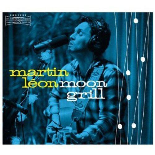 Martin Lèon - Moon Grill - Preis vom 03.05.2021 04:57:00 h