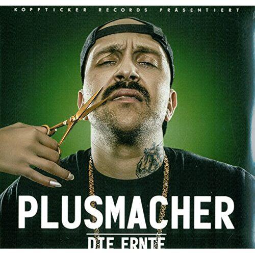 Plusmacher - Die Ernte (2LP+CD/Klappcover) - Preis vom 09.04.2021 04:50:04 h