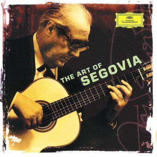 Andres Segovia - The Art of Segovia - Preis vom 24.01.2021 06:07:55 h