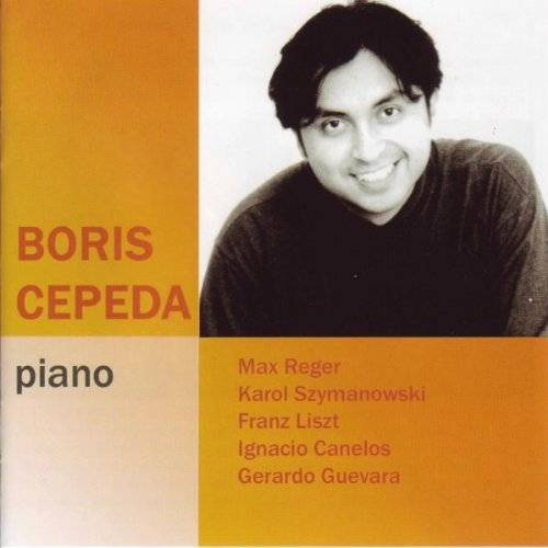 Boris Cepeda - BORIS CEPEDA piano - Preis vom 13.05.2021 04:51:36 h
