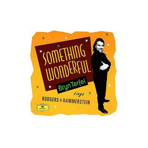 Terfel - Something Wonderful (Terfel Sings Rodgers And Hammerstein) - Preis vom 08.12.2019 05:57:03 h