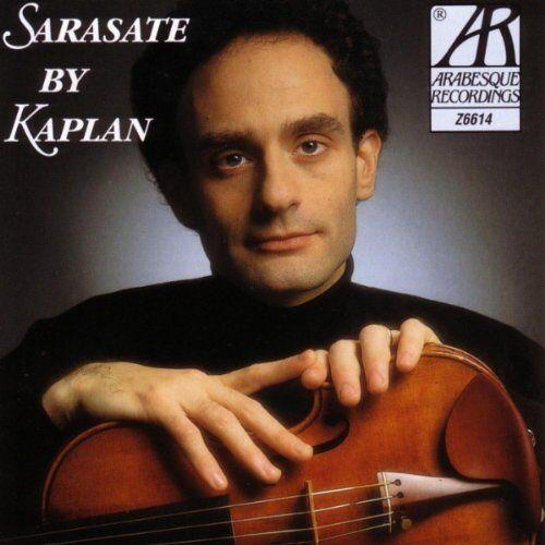 M. Kaplan - Sarasate By Kaplan - Preis vom 20.10.2020 04:55:35 h