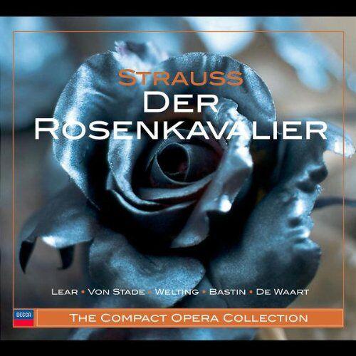 de Waart - Der Rosenkavalier(Ga) - Preis vom 19.04.2021 04:48:35 h