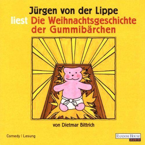 Lippe, Jürgen von der - Die Weihnachtsgeschichte der Gummibärchen - Preis vom 06.09.2020 04:54:28 h