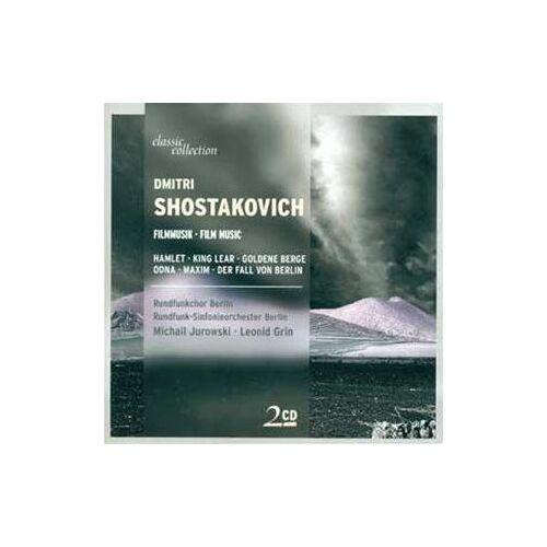 Michail Jurowski - Filmmusik-Film Music - Preis vom 24.02.2021 06:00:20 h